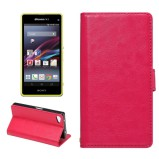 Xperia Z5 Compact beskyttelses cover Pink