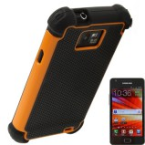 Galaxy S2 beskyttelses cover Orange