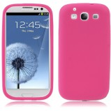 Galaxy S3 beskyttelses cover Pink