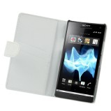Xperia S beskyttelses cover Hvid