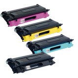 TN-135    - 4 stk. Laser toner til Brother printer