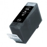 BCI-3-3e Bk til Canon - Sort - Black