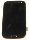 Samsung Galaxy S3 Display m/Front Cover Brun