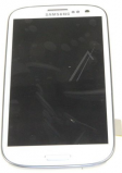 Samsung Galaxy S3  LTE Display m/Front Cover Hvid