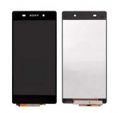 Sony Xperia Z2 LCD og display komplet uden ramme