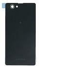 Sony Xperia Z1 Compact D5503 sort bag cover