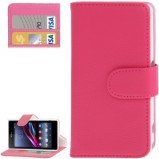 Xperia Z1 Compact beskyttelses cover Pink