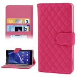 Xperia Z2 beskyttelses cover Magenta
