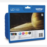 LC1000 CMYK ink cartridge valuepack, blistered