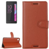 Xperia X beskyttelses cover Brun