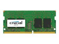 Crucial DDR4 8GB 2400MHz CL17 SO-DIMM 260-PIN | RAM til opgradering