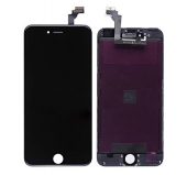 iPhone 6 Plus Touch - LCD Display - Sort