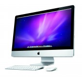 "Refurbished Apple iMac 27"", 8GB, 240GB SSD (mid 2011)"