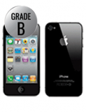 iPhone 4S, 16GB, Grade B, Sort