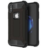 iPhone X-XS beskyttelses cover Sort