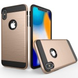 iPhone XS Max beskyttelses cover guld