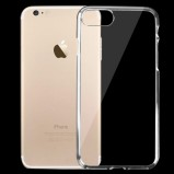 Gennemsigtigt iPhone 7 - iPhone 8 TPU cover