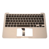 Top cover til MacBook A1370/A1465 med Nordic tastatur