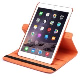 Orange iPad Air 2 - Pro 9,7 - 360 grader læder etui