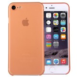 Orange ultratyndt iPhone 7 - iPhone 8 cover