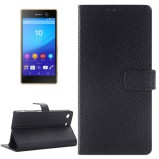 Xperia M5 beskyttelses cover Sort