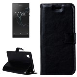 Xperia L1 beskyttelses cover Sort