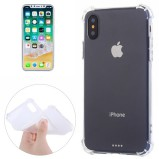 iPhone XS Max Transparent TPU cover