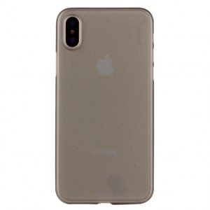 iPhone X-XS beskyttelses cover Grå